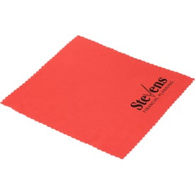 Company Soft Touch Microfiber Cleaning Cloth