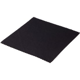 Soft Touch Microfiber Cleaning Cloth Branded with Your Logo