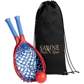 Solace Mini Net Ball Game