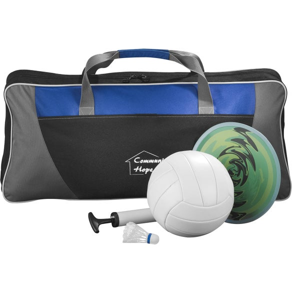 Solace 5-in-1 Outdoor Game Set