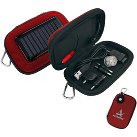 Branded Solar Charger Pack