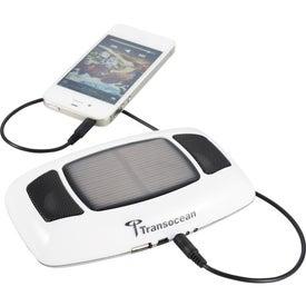 Solar Power Speakers for your School