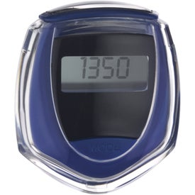 Solar-Powered Pedometer for Marketing