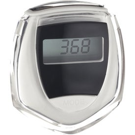 Solar-Powered Pedometer for Your Organization
