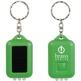 Solar Powered LED Keytag for Your Church
