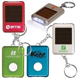 Solar Safety Key Light