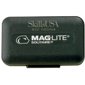 Printed Mini Mag-Lite Solitaire Flashlight