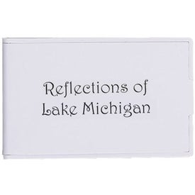 Solo Reflection Mirror Branded with Your Logo