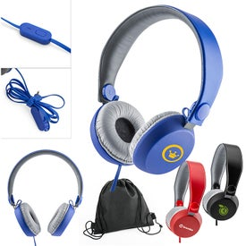 Sonic Stereo Headphones