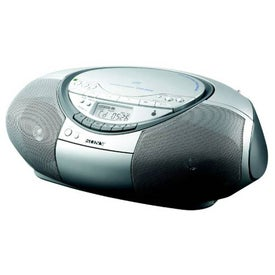 Personalized Sony CD Radio Cassette Recorder