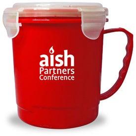 Soup Mug with Your Logo