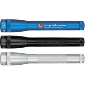 SP2 Mini Mag Lite LED (2AA)