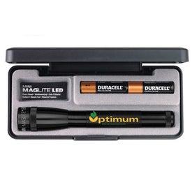 Customized SP2 Mini Mag Lite LED