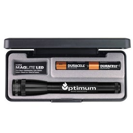 Custom SP2 Mini Mag Lite LED