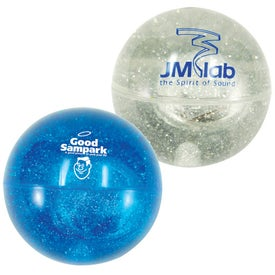 Printed Sparkle Ball