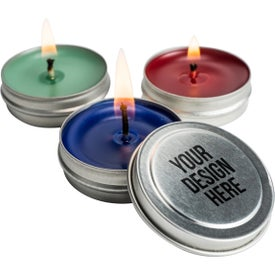 Sparta Aromatherapy Wax Candles