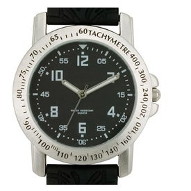 Imprinted Special Features Styles Unisex Watch