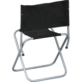 Personalized Spectator Folding Chair