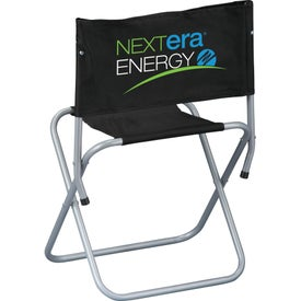Spectator Folding Chair Branded with Your Logo