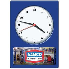 Printed Analog Wall Clock