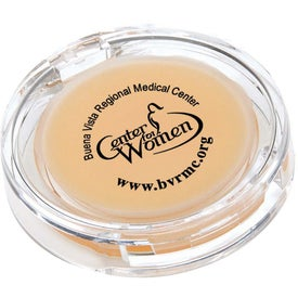 Advertising SPF 15 Lip Balm Compact