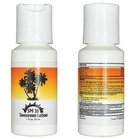 SPF 30 Sunscreen Lotion (1.0 Oz.)