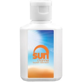 SPF 30 Sunscreen Lotion in Square Bottle (2 Oz.)