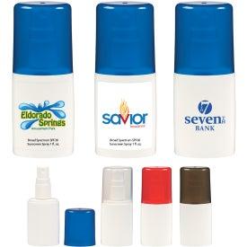 SPF 30 Sunscreen Spray Pump for your School