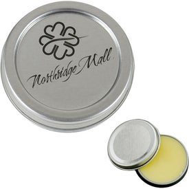 SPF 15 Lip Balm in Metal Tin