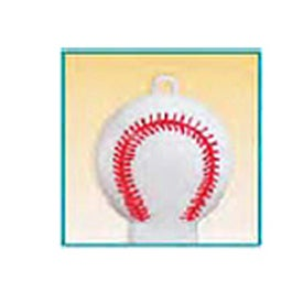 Promotional SPF 30 Lip Balm Baseball Design Hook Clip Cap
