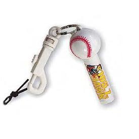 SPF 30 Lip Balm Baseball Design Hook Clip Cap