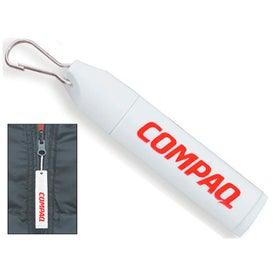 SPF 30 Lip Balm With Zipper Pull Cap