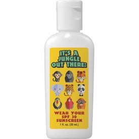 SPF30 Sunscreen Lotion (1 Oz.)