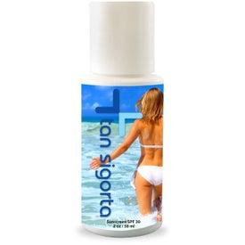 SPF 30 Sunscreen Lotion (2 Oz.)