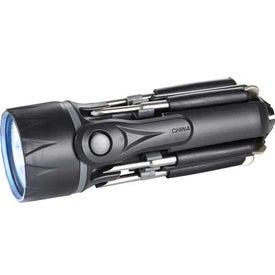 Spidey 8 In One Screwdriver Flashlight for Customization