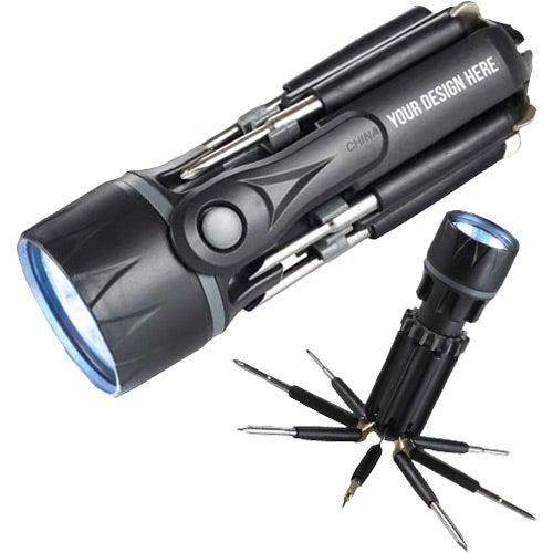 Spidey 8 In One Screwdriver Flashlight