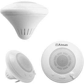 Splash Floating Bluetooth Speaker with Your Logo