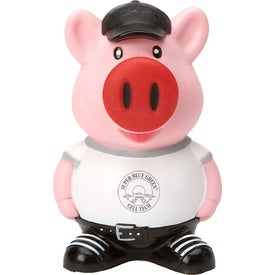 Sport Pig Bank for Your Company