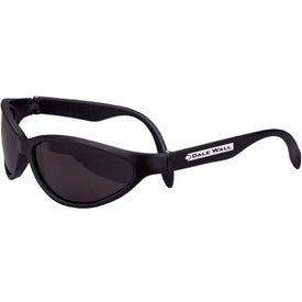 Imprinted Sport Sunglasses