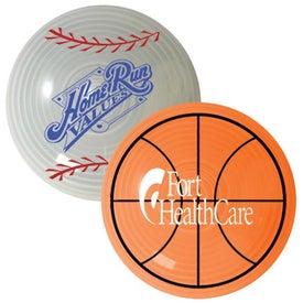 Imprinted Sportball Strobe