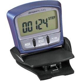 Sportline Total Fitness Pedometer