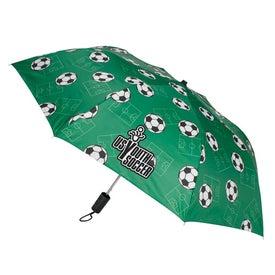 Sports League Auto Open Umbrella