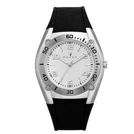 Sports Styles Rubber Strap Unisex Watch Branded with Your Logo