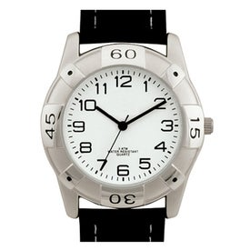 Water Resistant Sports Styles Unisex Watch Branded with Your Logo