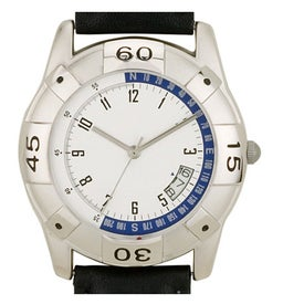 Advertising Sports Styles Unisex Watch with Date Display