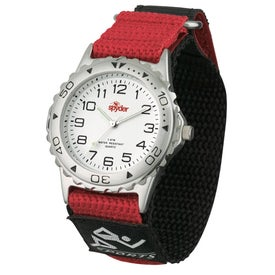 Matte Silver Sports Styles Unisex Watch