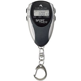Sports Timer Keyring for Your Company