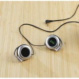 Custom Sportster Wrap Around Headphones