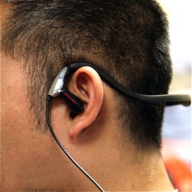 Sport Style Head Phones for Promotion