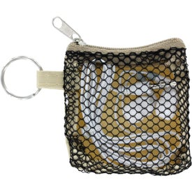 Sporty Ear Bud Pouch for Your Organization